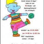 """ABGESAGT: 52. Flohmarkt """"Schlümpfe"""" am 15. März"""
