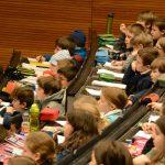 Kinderuni für 9-12-Jährige mit spannenden Vorlesungen und Workshops am 14. März