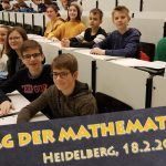10 Schüler des Fr.-Ebert-Gymnasiums beim Tag der Mathematik 2020