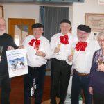 10 Jahre Les Troubadours – Jubiläums- und Benefizkonzert mit neuem Programm