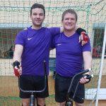 Radportverein Leimen ist Meister der Radball Verbandsliga