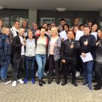 Ein Silberstreif am Horizont – 200 ausgebildete Pflegekräfte in den Beruf entlassen