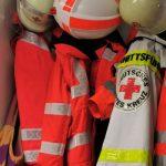 DRK Leimen beim Sanitätsdienst SV Sandhausen