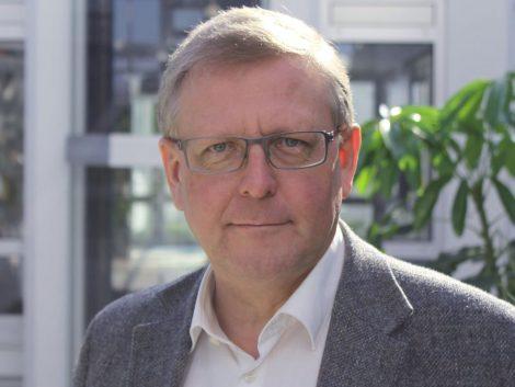 Stadtoberamtsrat Michael Ullrich feiert Jubiläum – 40 Jahre im Öffentlichen Dienst