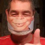 Humorvolle, simple und effektive Mund-, Nasenmaske – DIY für Dummies