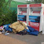 Altkleider-Container–Plätze sind keine Müll-Sammelstellen