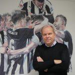 SV Sandhausen verlängert mit Führungsduo Volker Piegsa und Mikayil Kabaca