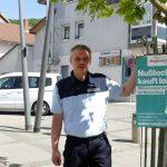 """Aktion """"Nußloch kauft lokal"""" jetzt auch mit Plakaten sichtbar"""