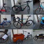 Gestohlene Räder: Polizei zeigt Bilder im Internet - Eigentümer bitte melden