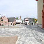 Vorplatz der Diljemer Aegidiuskirche: Fertigstellung rückt näher