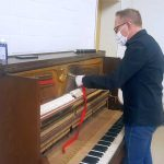Neue Klänge im katholischen Kindergarten St. Georg