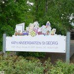 Kot, Kotze, Müll - Kindergarten St. Georg von Vandalismus betroffen, 500 € Belohnung!