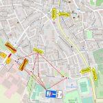 Sperrung vom 2. -14. Juni - Tinqueux-Allee vom Kreisverkehr abgeschnitten