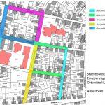 Abschnittsweise Straßensperrungen in Nußlochs Ortsmitte III ab 25. Mai