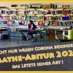 Gestern: Letztes Abitur mit Mathe als verpflichtendem Vollfach für alle am Gymnasium