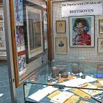 Beethoven, ein Popstar wird 250 Jahre alt –  Ausstellung im Sandhäuser Rathaus