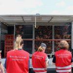 Tierschutz und Lebensmittel-Hygiene - Kontrollen an der Autobahn