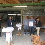 Fliesenleger-Meisterbetrieb Uhrig in Leimen-St.Ilgen feiert 50-jähriges Jubiläum