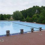 Leimener Freibad eröffnet kommenden Montag – Anfangs nur für Jahreskarteninhaber