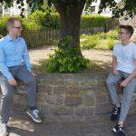 MdB Dr. Brandenburger: 16-jährige Constantin Rau geht als Stipendiat in die USA