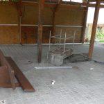 Asoziale Vandalen verwüsten Festplatz des Angelsport-Vereins Leimen