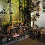 Heimatmuseum Sandhausen - Raum 2: Die Dünen, Lebensraum, Natur- und Waldlandschaft