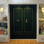 Heimatmuseum Sandhausen – Raum 3: Ein Wandtresor als Prunkstück