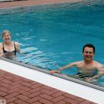 Freibad für Gäste mit Jahreskarte wieder geöffnet - Allgemeinbetrieb ab Juli geplant