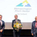 Stefan Dallinger als Verbandsvorsitzender der Region Rhein-Neckar wiedergewählt
