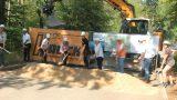 Neubau der 2. Wasser-Hauptversorgungsleitung für die Gemeinden der Hardtgruppe