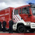 Neues Fahrzeug für die Feuerwehr Leimen