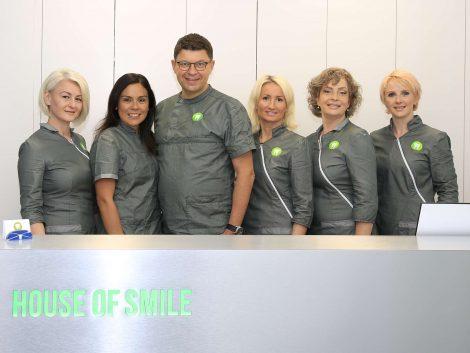 """""""HOUSE OF SMILE"""" – Internationale Zahnartzpraxis in neuen Räumlichkeiten"""