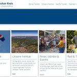 Freizeitportal des Rhein-Neckar-Kreises präsentiert sich in neuem Gewand
