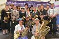 15 Corona-Livekonzerte des Diljemer Posaunenchors für das Generationenzentrum