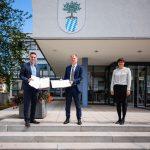 Nußloch erneuert Partnerschaft mit den Stadtwerken Heidelberg um weitere 20 Jahre