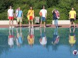Leimener Wassersport-Vereine unterstützen im Freibad bei Aufsicht und erster Hilfe