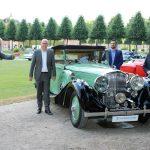 Classic-Gala Oldtimer-Sonderschau findet im Schlosspark Schwetzingen statt