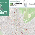 Beliebtes Nachbarschafts-Projekt: </br>Samstag Hofflohmärkte in Leimen