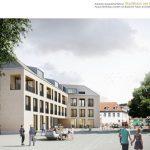 Bebauung Rathausplatz Leimen: So soll das neue Stadthaus aussehen