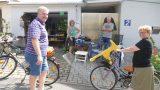Leimens erster Hofflohmarkt – </br>Viele Anbieter, gut besucht – positives Fazit