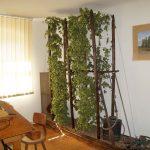 Heimatmuseum Sandhausen - Raum 7: Hopfen- und Tabakanbau