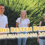 Abitur 2020 – Spitzenergebnisse und Preisträger –  Zwei mit Abischnitt 1,0