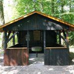 Nußloch: Neue Bänke und sanierte Schutzhütte am Wieslocher Weg