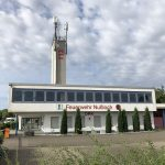 Der Nußlocher Feuerwehr-Schlauchturm erstrahlt in neuem Glanz
