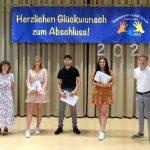Die etwas andere Abschlussfeier an der Geschwister-Scholl-Schule