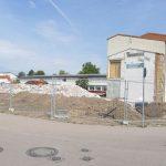 Abbrucharbeiten an der St. Ilgener Geschwister-Scholl-Schule fast abgeschlossen