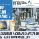 Hofflohmarkt: Das beliebte Nachbarschaftsprojekt am 6.9. auch in Gauangelloch