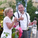 Stilvoll-elegante White Dinner Party – Villa Toskana & Friends trotzten Corona
