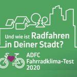 Fahrradklima-Test –  Per Fragebogen die lokale Situation bewerten