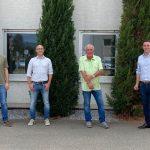 Gemeinde Nußloch verabschiedete Harald Siebler in den Ruhestand